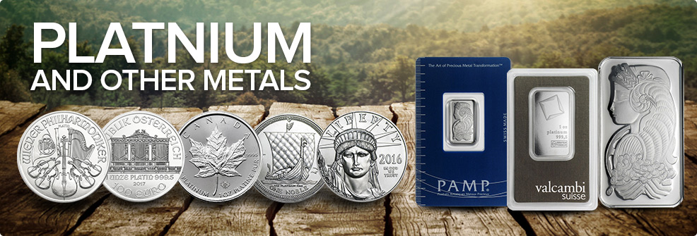 Platinum & Palladium
