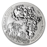 View All African Wildlife Coins