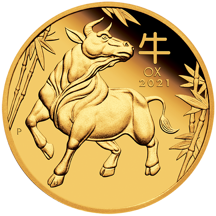 2021 Lunar Year Of The OX