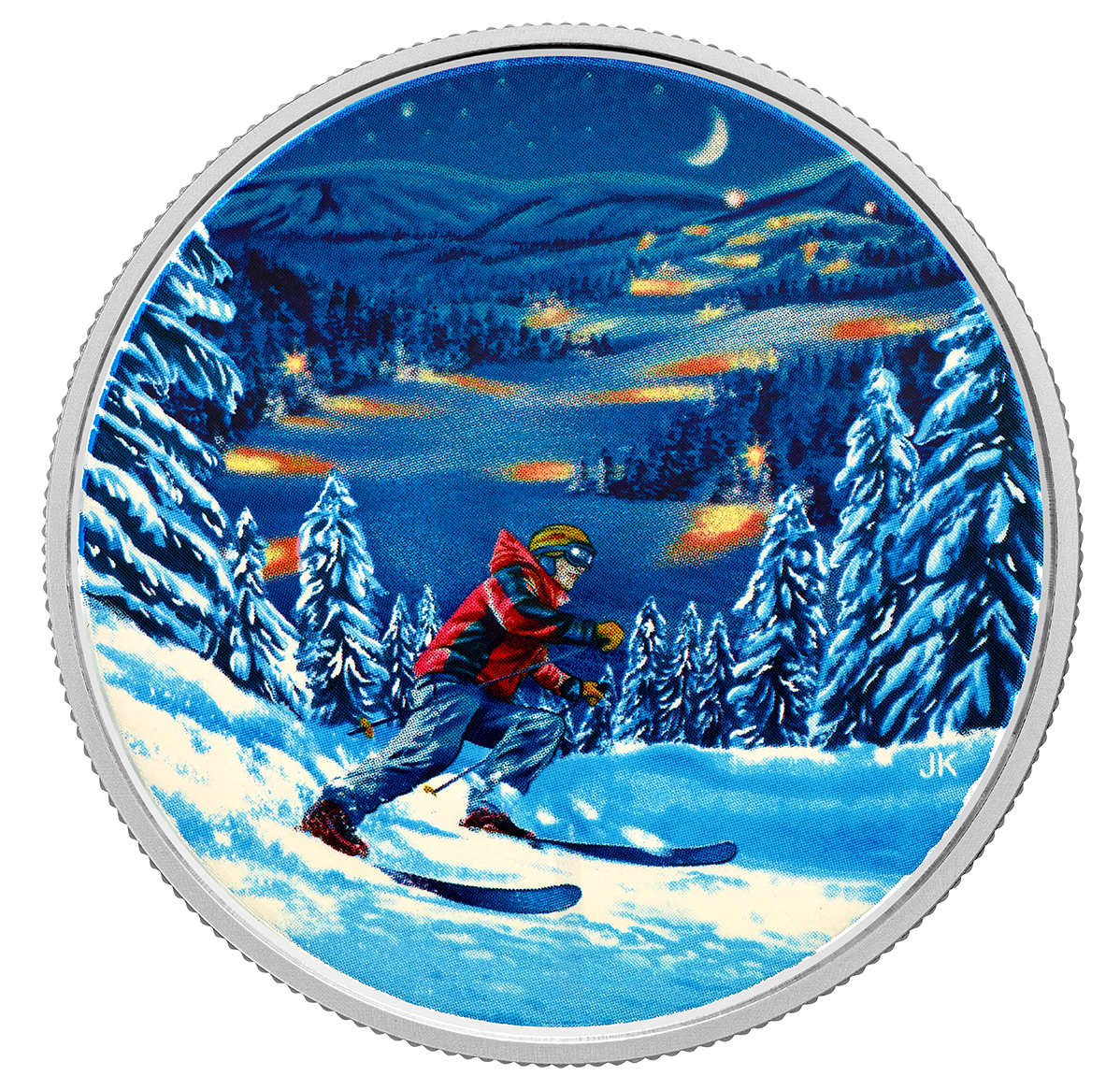 2017 23 17 Gram Canada Great Canada Outdoors Night Skiing