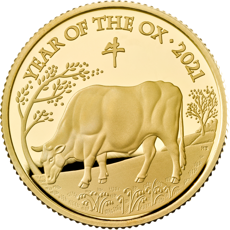 The Royal Mint - Lunar Year Of The OX