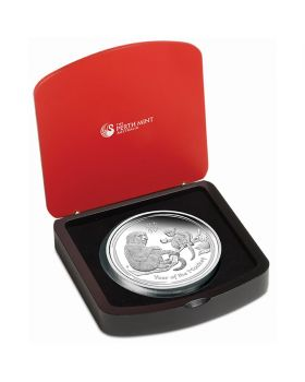 2016 1/2oz Australia Lunar Series II - Year of the Monkey .999 Silver Proof Coin