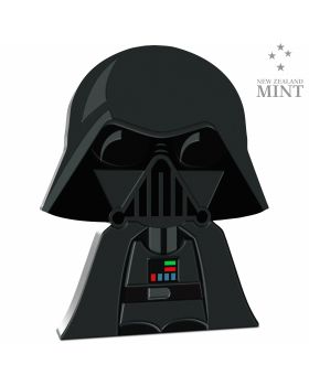 2020 1 oz Niue Chibi Coin Collection Star Wars Series - Darth Vader .999 Silver Proof Coin