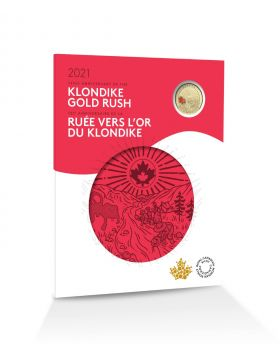 2021 Canada 125th Anniversary of the Klondike Gold Rush 7 Coin Set