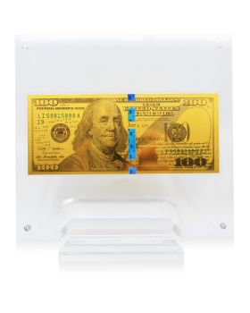 Display Case for Banknote