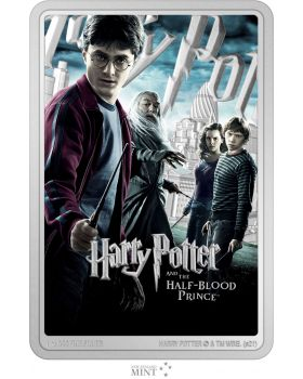 2021 1oz Niue Harry Potter and the Half-Blood Prince .999 Silver Proof Coin