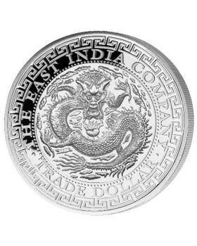 2019 1 oz Chinese Trade Dollar Silver Proof Coin