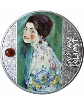 2021 17.5g Cameroon Portrait of a Lady .999 Silver Proof Coin
