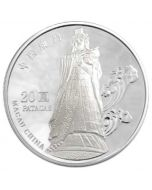 2009 10th Anniversary of Macau`s Return to China 1oz Proof Silver Coin