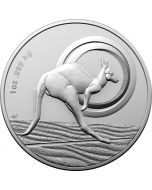 2021 1oz Australia Kangaroo-Outback Majesty .999 Silver Frosted Uncirculated Coin