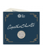 2020 12 gram Great Britain Agatha Christie - 100 Years of Mystery  Cupro-Nickel Coin