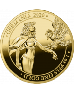 2020 1oz Germania .9999 Gold Proof Coin
