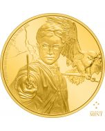 2020 1 oz Niue Harry Potter - Harry Potter .9999 Gold Proof Coin