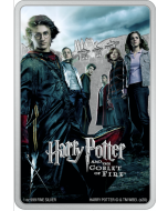 2020 1 oz Niue Harry Potter and the Goblet of Fire .999 Silver Proof Coin