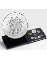 2020 Canada Classic Canadian Coin and Medallion Silver Coin Set