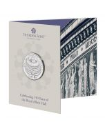2021 28.28g Great Britain The 150th Anniversary of The Royal Albert Hall Cupro-Nickel Coin