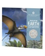 2021 8g Great Britian The Mary Anning Collection - Dimorphodon Cupro-Nickel Coin