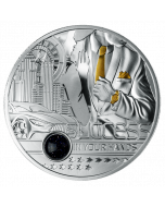 2021 1oz Cameroon Success In Your Hands .999 Silver Proof Coin