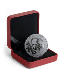 2020 1/2 oz Canada Year of the Rat 9999 Silver Coin