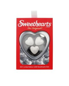 30 gram PAMP Valentine's Day Sweethearts .9999 Silver Hearts Set
