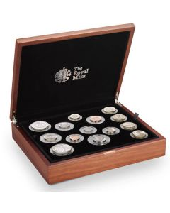 2017 United Kingdom Premium Proof Coin Set (Spotted)