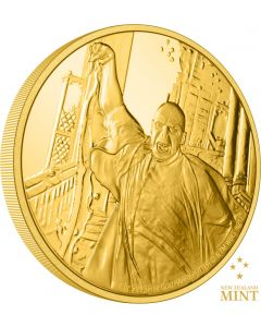 2021 1oz Niue Harry Potter - Lord Voldemort .9999 Gold Proof Coin