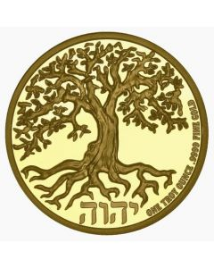2021 1 oz Niue Tree of Life .9999 Gold Proof Coin