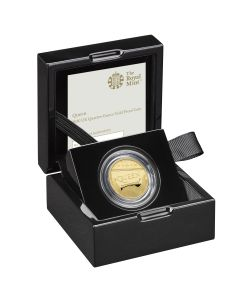 2020 1/4 oz Great Britain Music Legends - Queen .9999 Gold Proof Coin