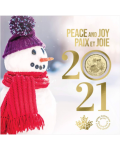 2021 Canada $1 Holiday Coin Gift Set
