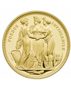 2020 2Kg Great Britain The Great Engravers Collection - Three Graces .999 Gold Proof Coin