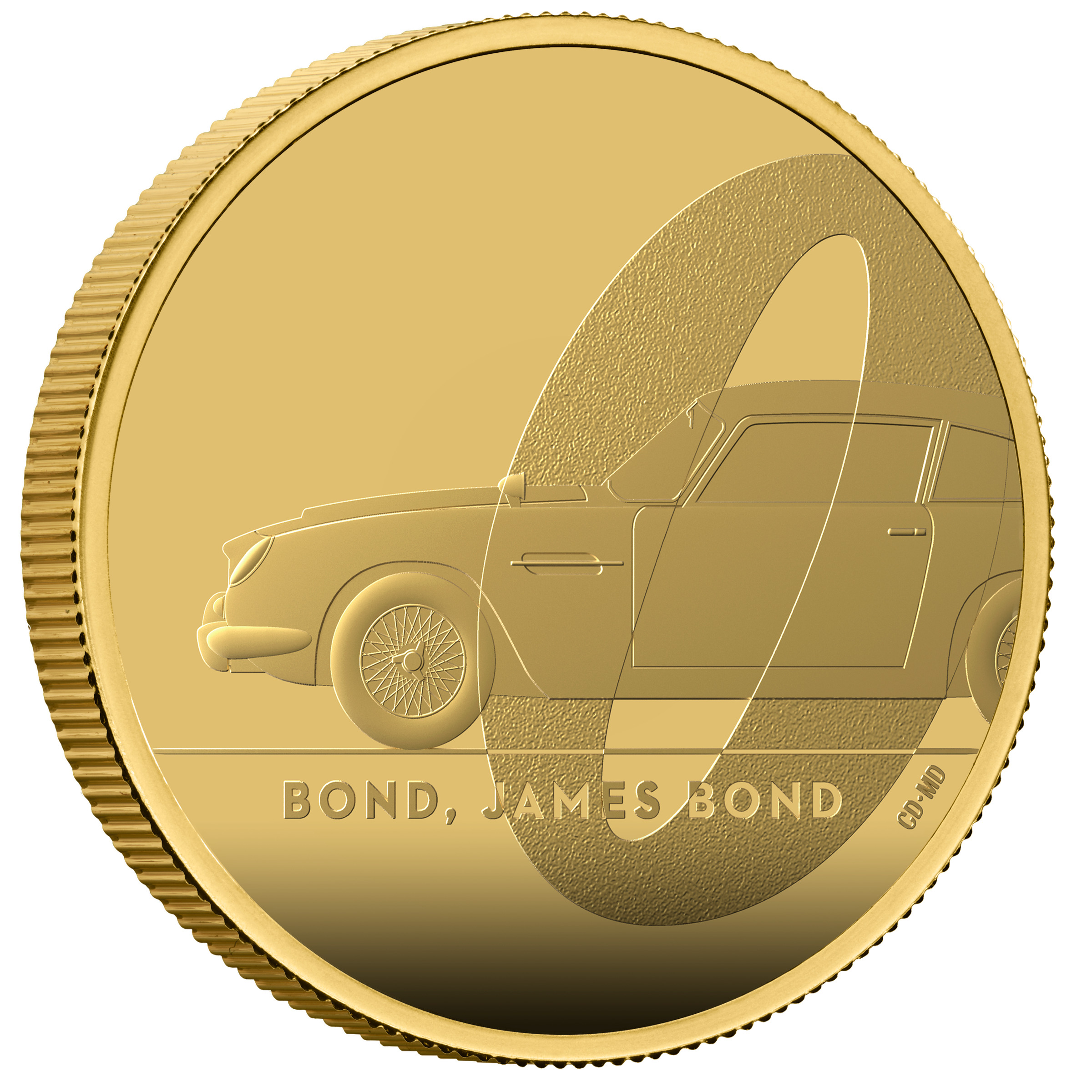 2020 Great Britain James Bond Collection
