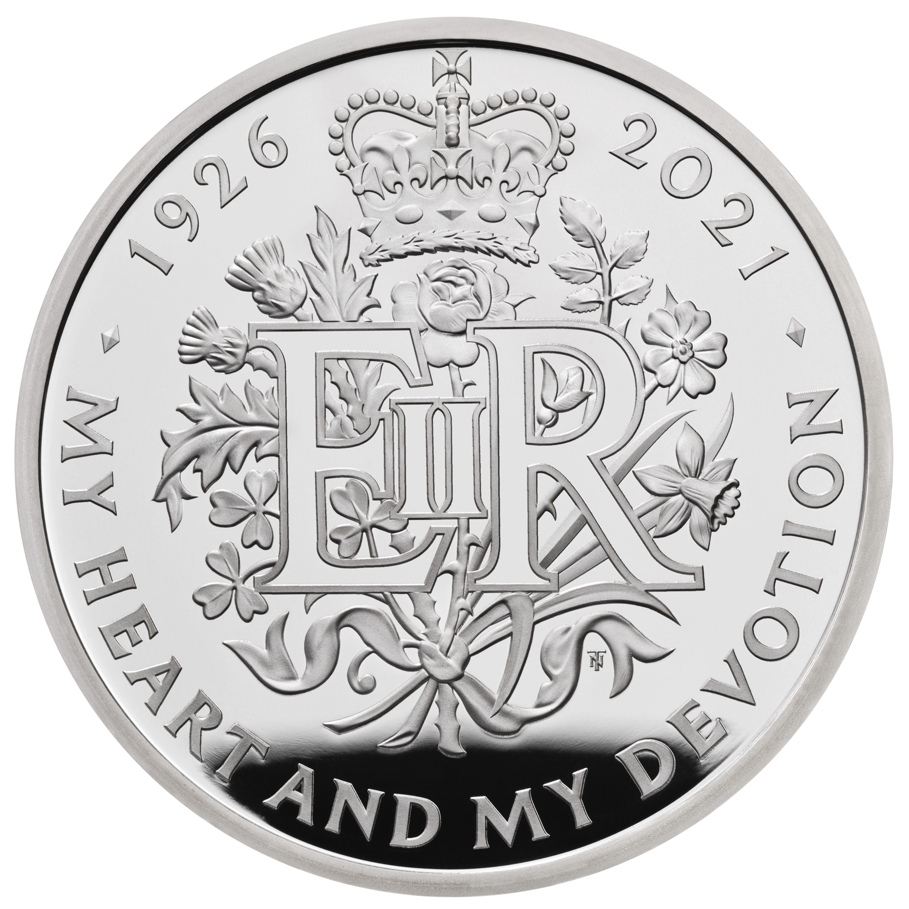 The 95th Birthday of Her Majesty The Queen Commemorative Coins